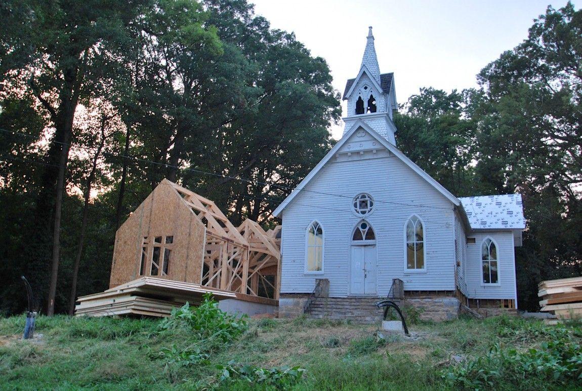 Church conversion by homewood interiors 16