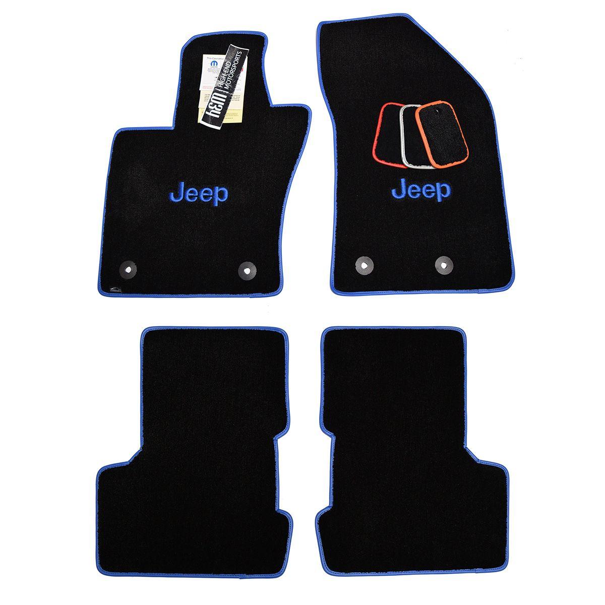 Floor mats jeep cherokee 2015 - 2015 Jeep Renegade Floor Mats