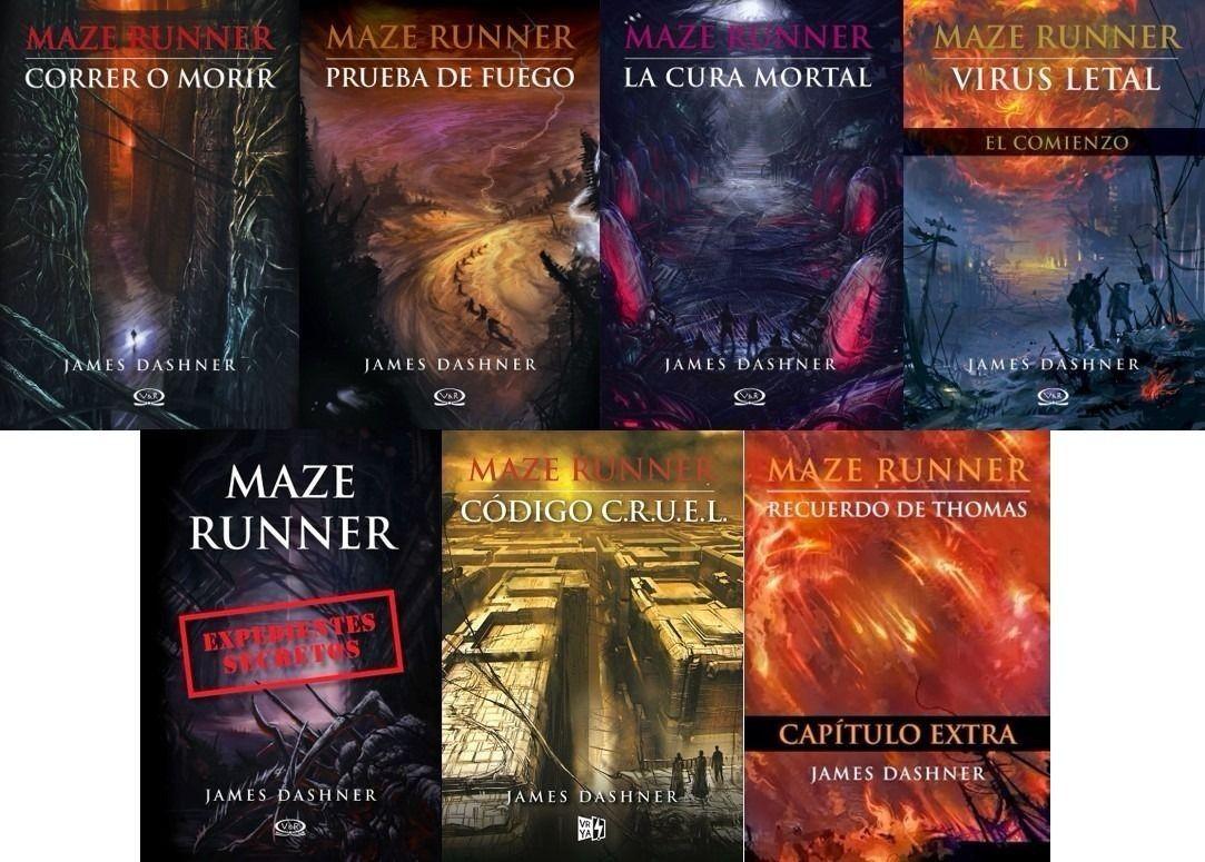 Pin De Paula Pulido En Books Prueba De Fuego Libros La Cura Mortal