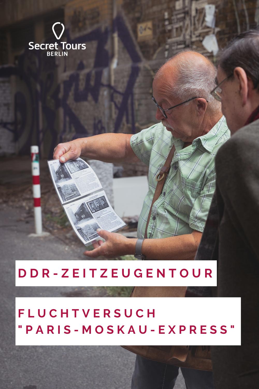 Ddr Fluchtgeschichte Secret Tours Berlin In 2020 Stadtfuhrung Berlin Tipps Berlin Stadt