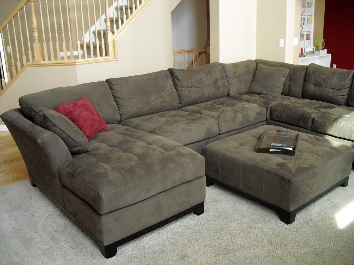 nice Deep Sectional Sofa  Fancy Deep Sectional Sofa 48 In Contemporary Sofa Inspiration with Deep : deep sectional couches - Sectionals, Sofas & Couches