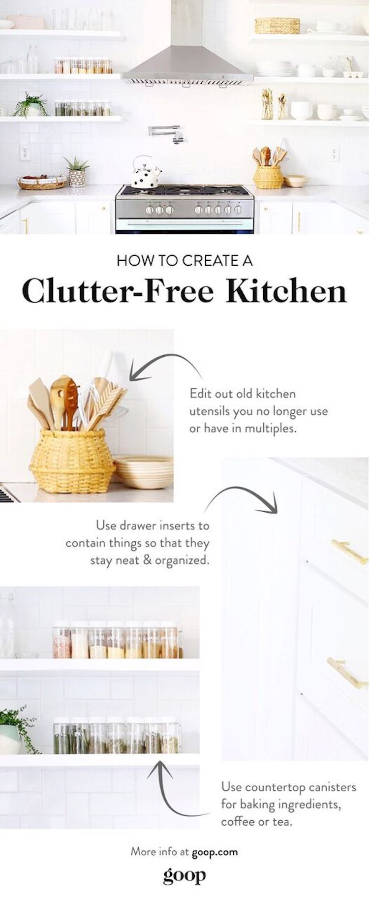 How-To: Declutter Your Home in the New Year | Pinterest | Organizing ...