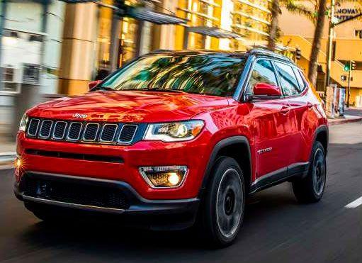 Jeep Compass Jeep Compass Suv Comparison Chevrolet Trax
