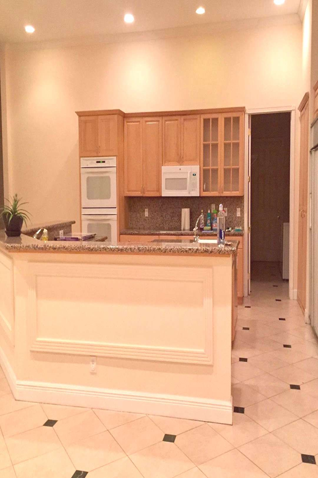 #cabinets #kitchen #before #indoor #after #fresh #give # ...