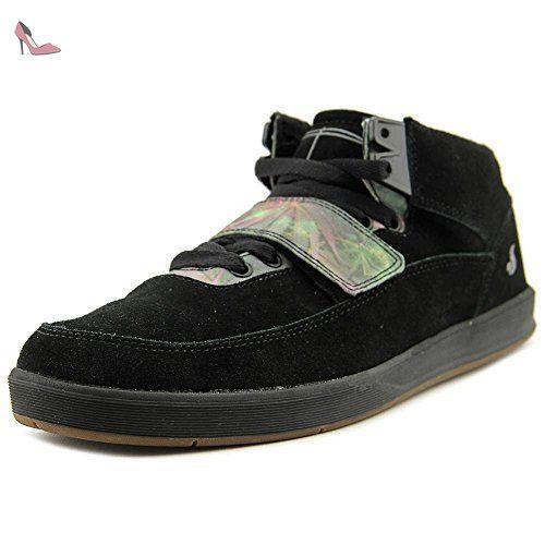 DVS Chaussures Tycho - Noir - Schwarz Ha, 46