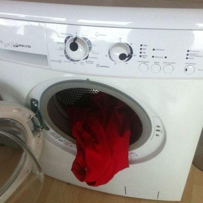 Blah! Lol, appliance humour!