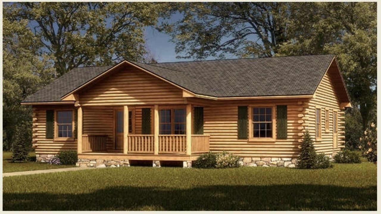 House Modular Log Cabin Floor