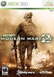 Call Of Duty Modern Warfare 2 Xbox 360 Game Modern Warfare Call Of Duty Xbox 360 Games