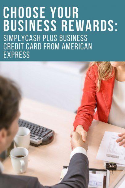 Choose Your Business Rewards Simplycash Plus Business Credit Card