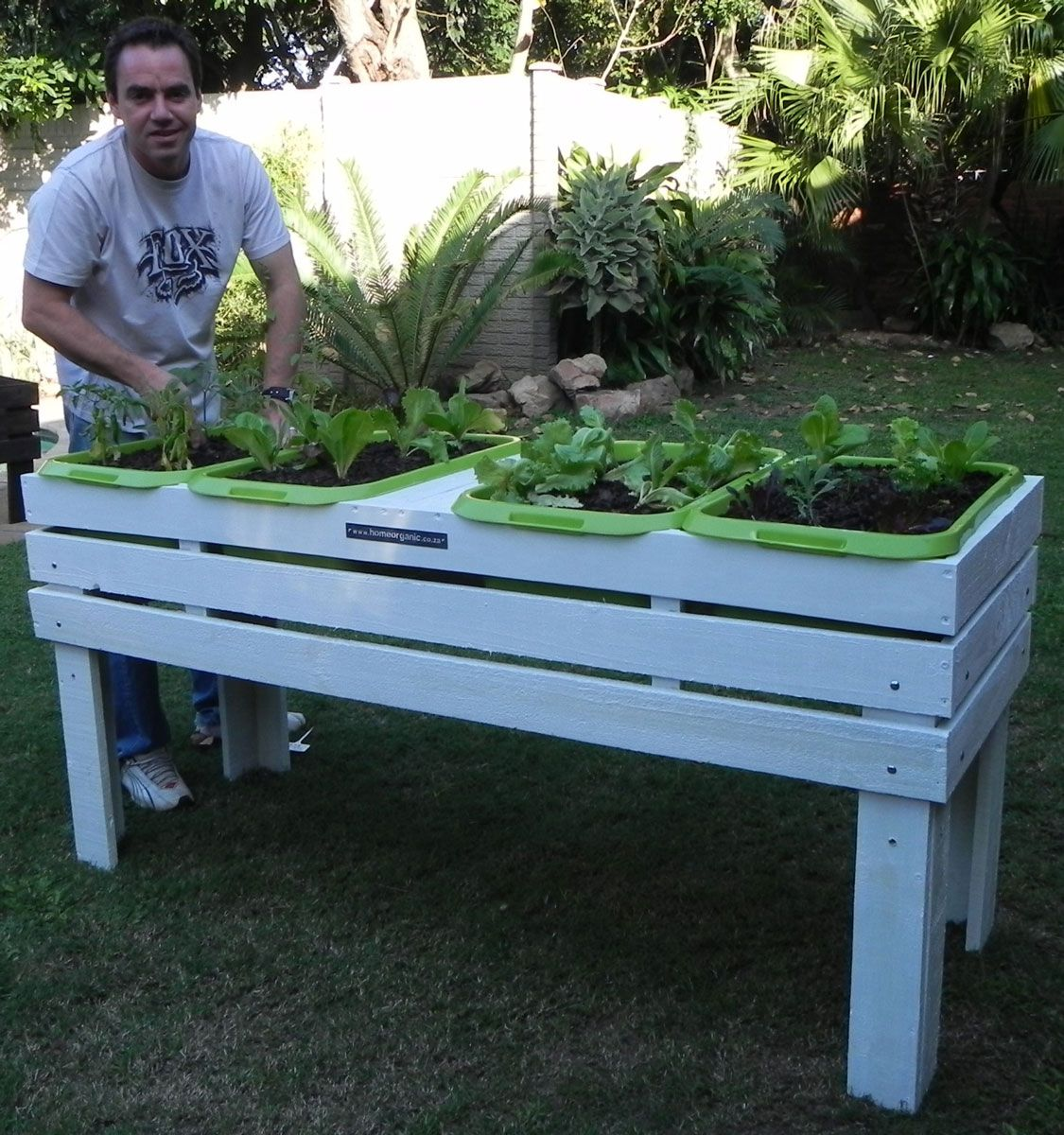 20 Brilliant Raised Garden Bed Ideas You Can Make In A: Gardening And Save Your Back.