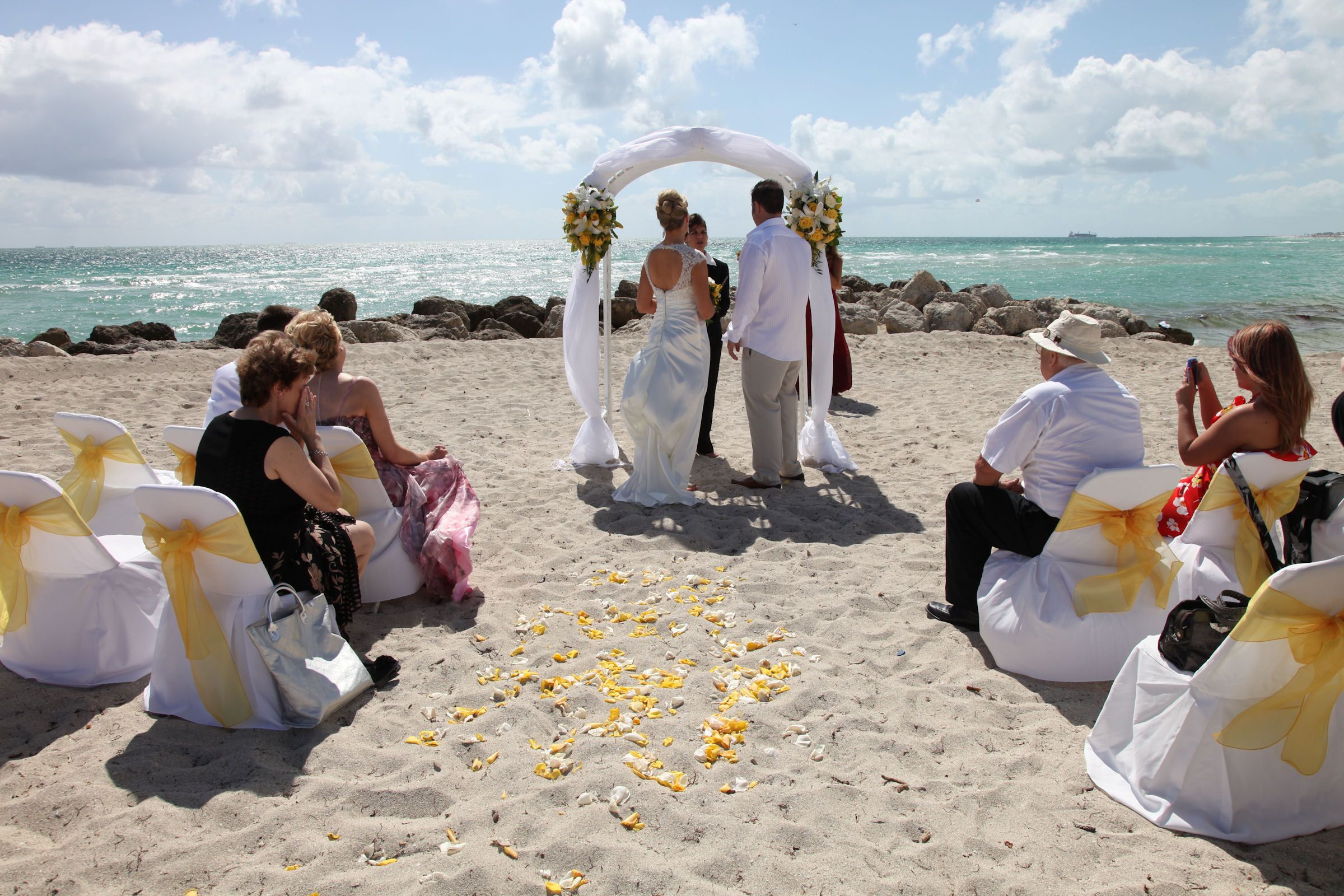 DIY Guide to a Miami Beach Wedding Info on permits and so on