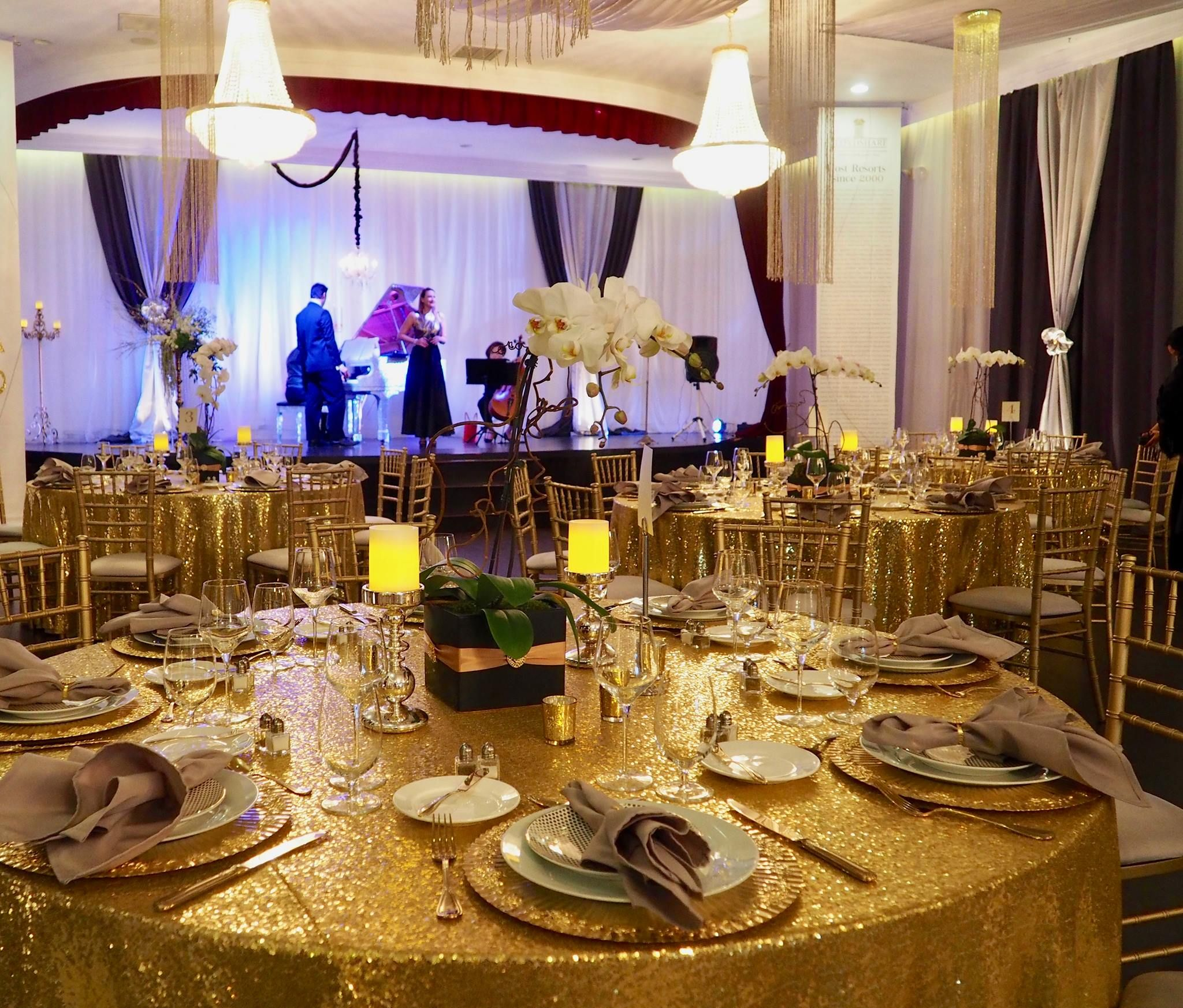 Start Your Life Together With An AMAZING Reception At The