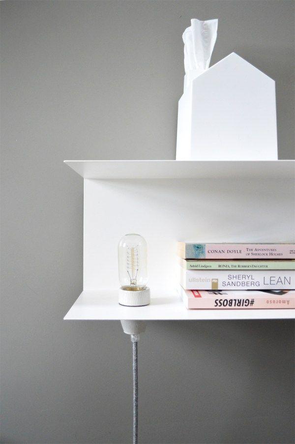 bedside lamp diy braided cable 2 build it pinterest nachttische schlafzimmer und. Black Bedroom Furniture Sets. Home Design Ideas
