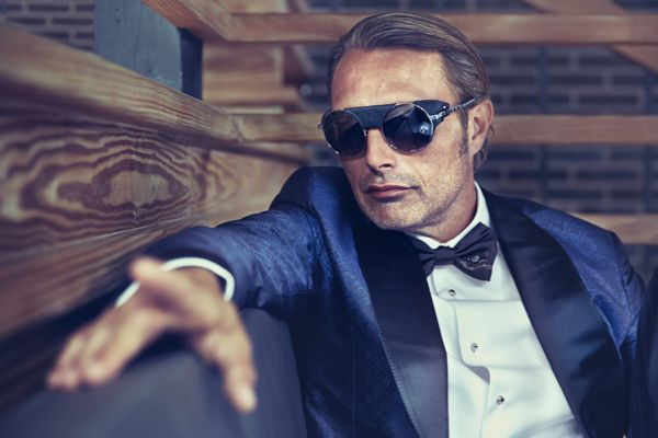 Mads Mikkelsen Editorial #Photography | http://www.designhoover.com/mads-mikkelsen-editorial-photography/