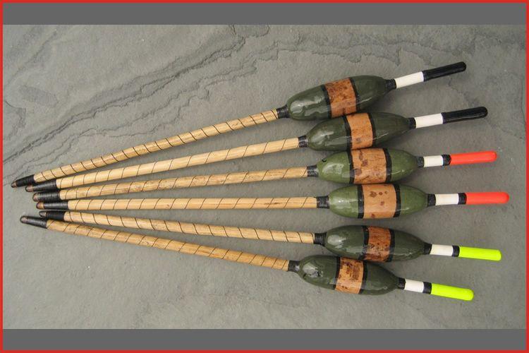 Individual floats or a full Set Handmade Salmon Avon Fishing Floats