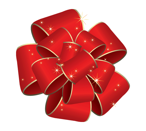 christmas bow transparent background  Google Search  Clipart
