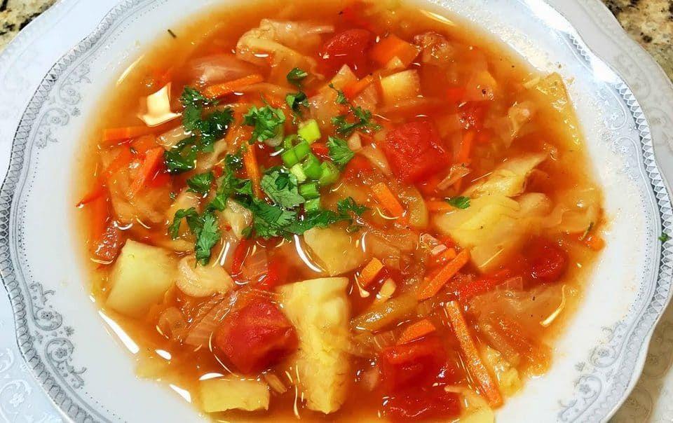 диета суп из сельдерея для похудения рецепт