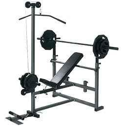 Parabody Bodysmith Workoutbench Workout Fitness