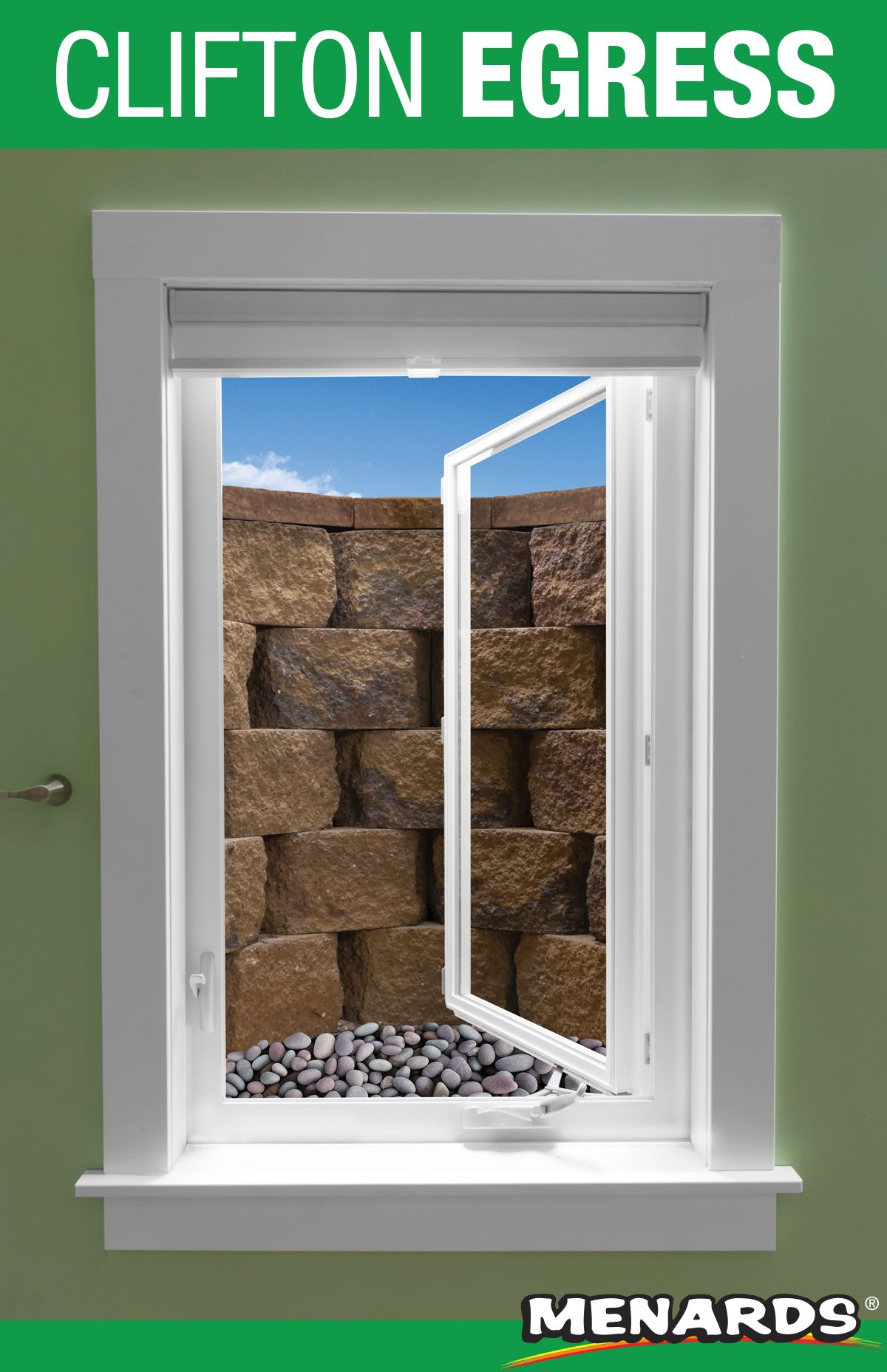 Keep Soil And Moisture Back From Your Basement Window While