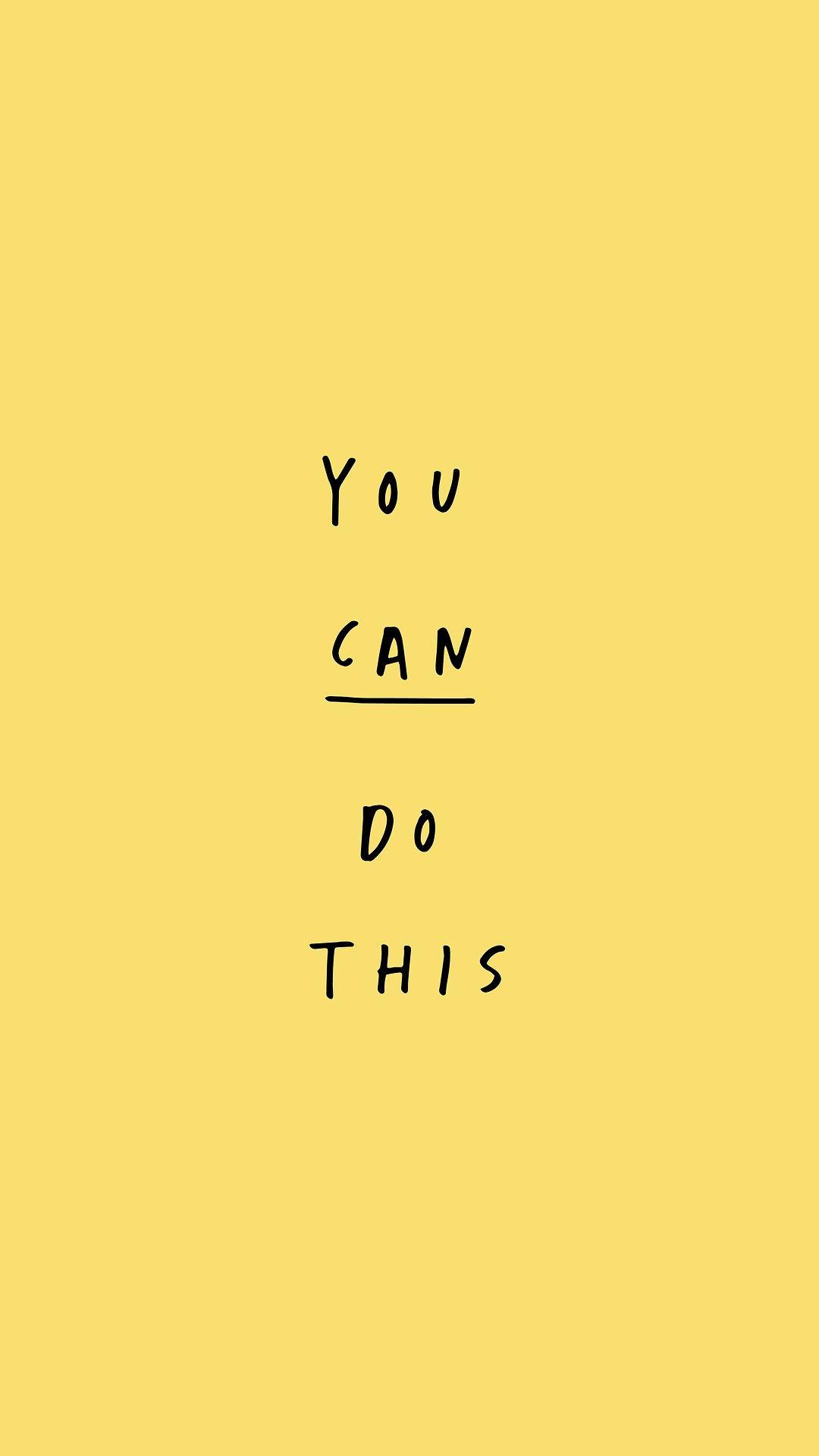 Você Pode Fazer Isso Frases Motivacionais Wallpaper