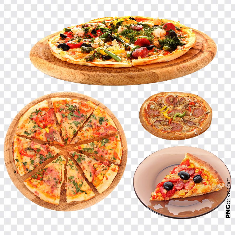 Pin De Png Drive Em Pizza Png Images Trabalhos