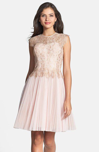 $774 Check out my latest find from Nordstrom: http://shop.nordstrom.com/S/3622970  Ted Baker London Ted Baker London 'Remma' Metallic Lace Overlay Fit & Flare Dress  - Sent from the Nordstrom app on my iPhone (Get it free on the App Store at http://itunes.apple.com/us/app/nordstrom/id474349412?ls=1&mt=8)