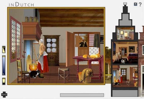 ngakids dutch dollhouse interactive poppenhuis pinterest. Black Bedroom Furniture Sets. Home Design Ideas