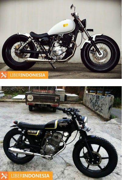 Modifikasi Japstyle : modifikasi, japstyle, Motor