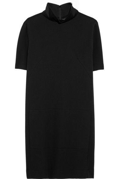 $750 NWT Fabulous CEDRIC CHARLIER Little Black Dress, sz IT40 #CdricCharlier