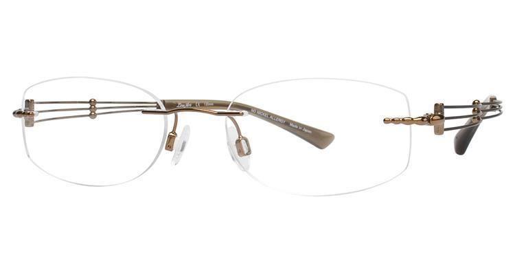 0d59a76c0 Charmant Line Art Women's Eyeglasses XL2002 XL/2002 BR Brown Optical Frame  51mm #CharmantLineArt