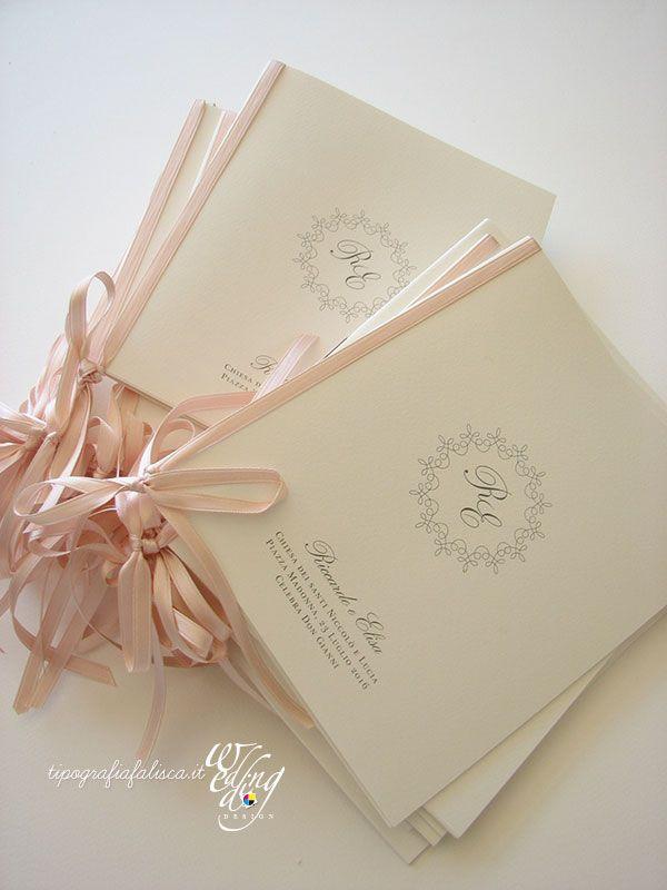 Libretto Messa Libretto Matrimonio Idee Per Matrimoni Matrimonio