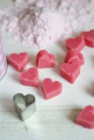 KakkuKatri: Mansikkafudget sydänystävälle