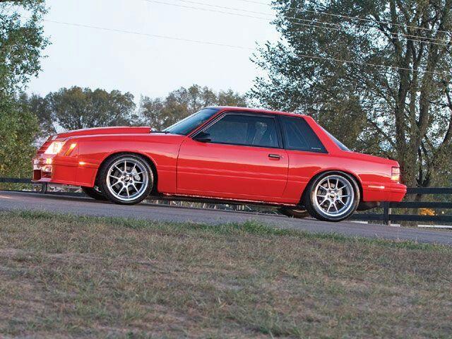 Fox coupe