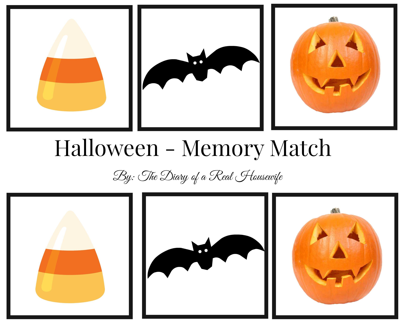Halloween printable. A fun halloween game for the kids ...