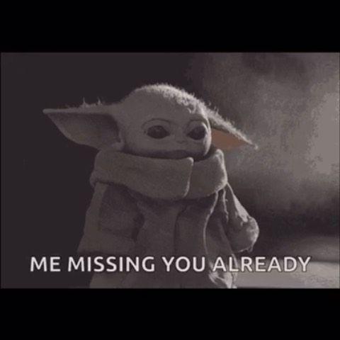 Baby Yoda On Instagram Dm This To Them Babyyodda Yoda Funny Yoda Meme Yoda