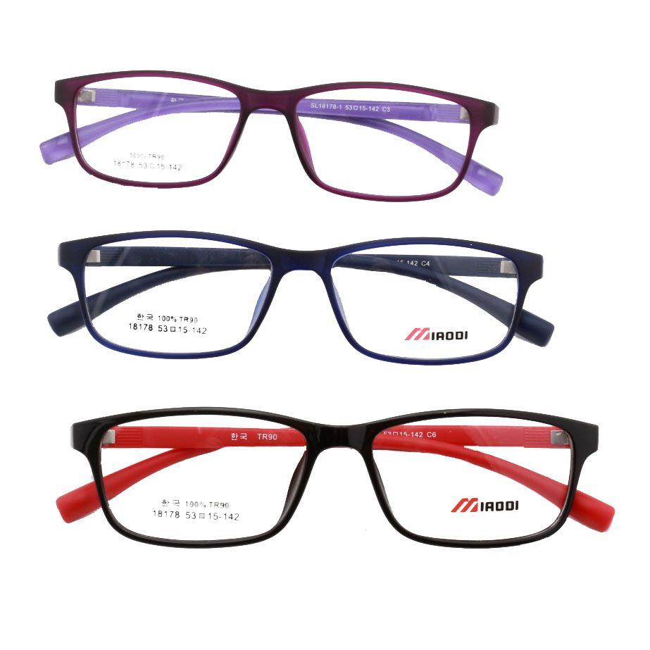 ece9b885e9 China new model fashion kids optical frame children TR90 glasses ...