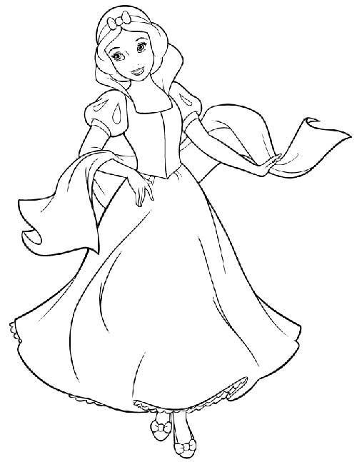 NavegaçãoA história da Branca de Neve + Desenhos para Colorir!A ...