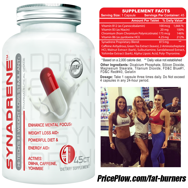 Synadrene (Synedrex Clone) by Hi-Tech Pharma | Fun to be one