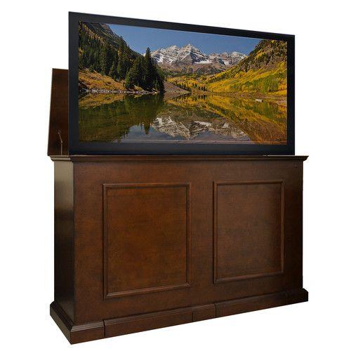 "Grand Elevate 60"" W Lift TV Stand | Wayfair"