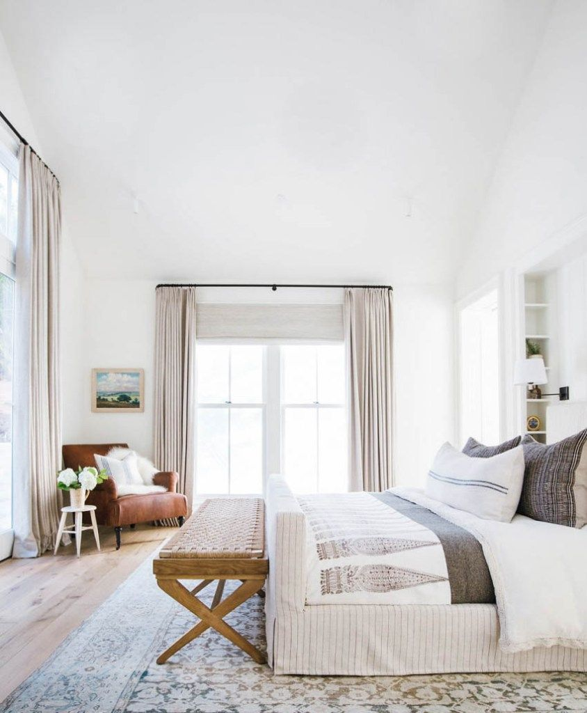 Our 8 Best Spring Decor Ideas Home Tour: The One Design Secret You Need Now: Woven Shades