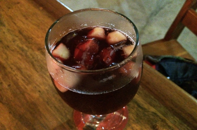sangria loqhay   - Costa Rica