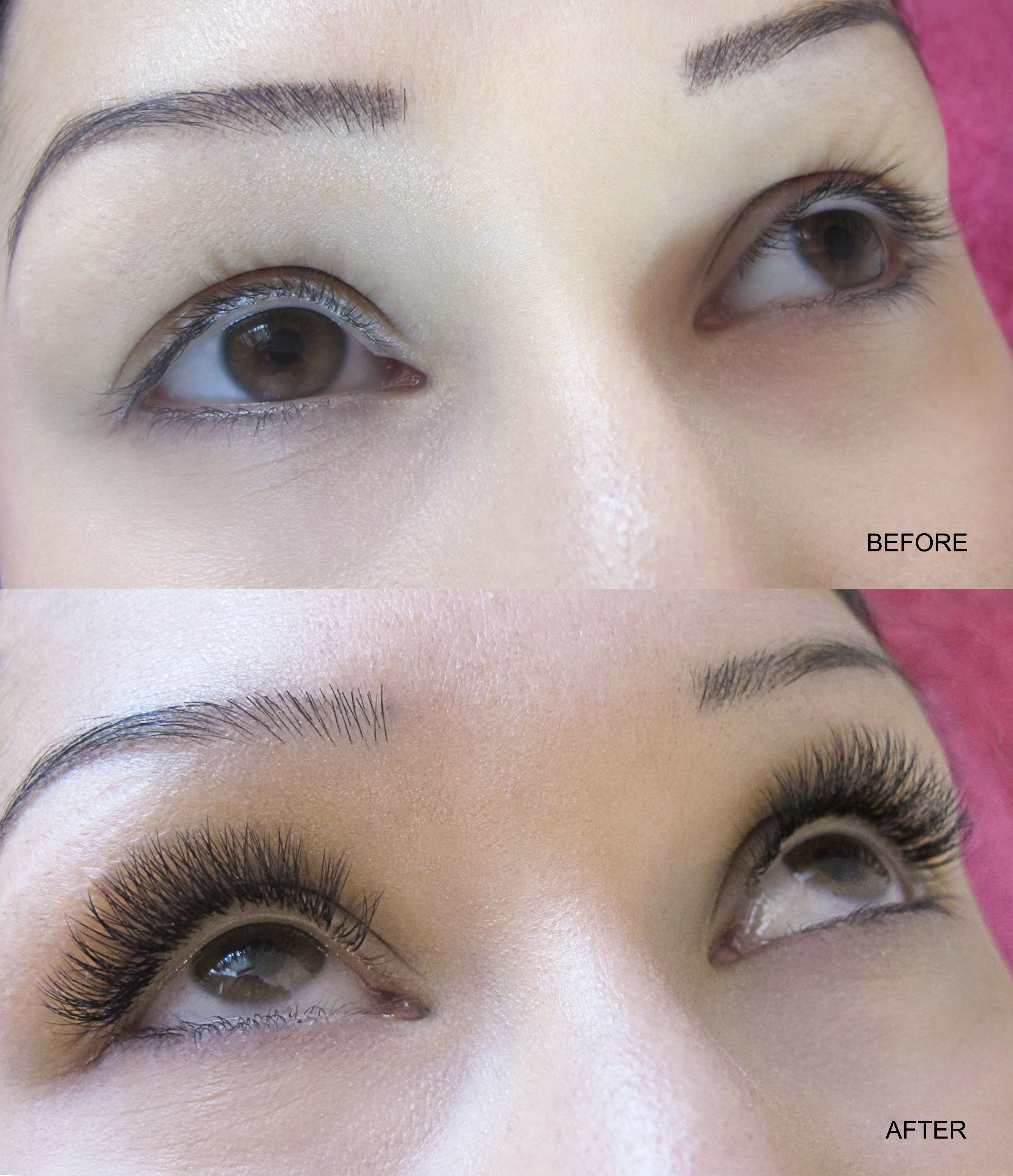 9b2a57fc105 Lashes created by The Lash & Brow Company | lashes | Eyelash ...