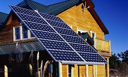 southwest facing means 'net zero energy homes' ~YAY