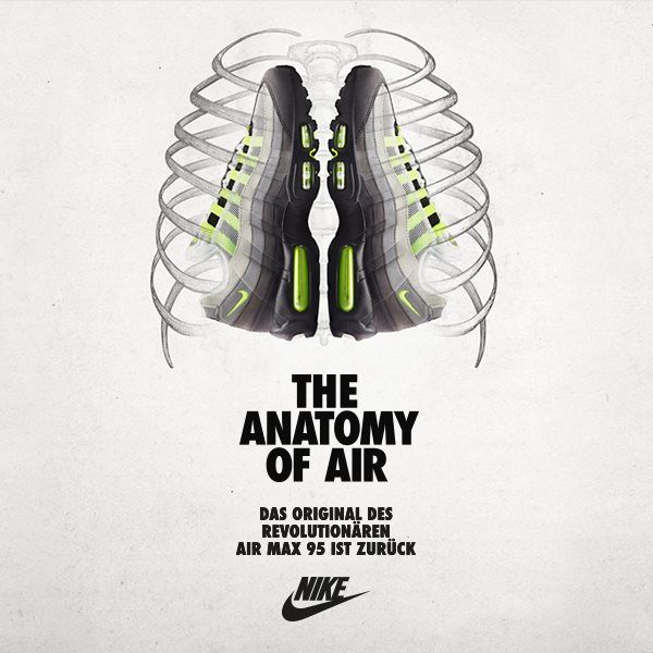 Neu bei JD: #Nike Air Max 95 OG! | Affiche, Sport