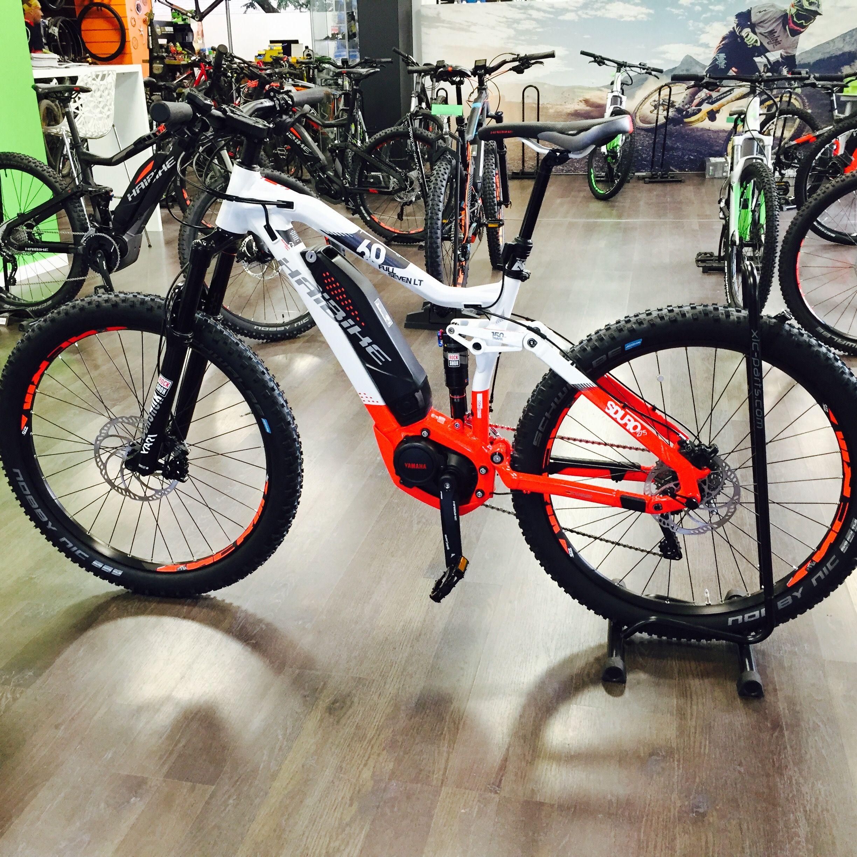 Nueva Haibike Sduro Fullseven 6 0 Lt Ya La Puedes Ver En Noulimits Bicicleta Con Motor Bicicletas Bici