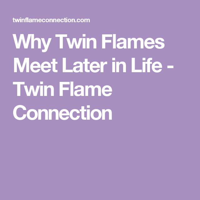 twin flame emotional connection relationship