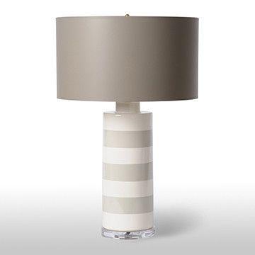 Georgetown Lamp Grey – Greige Design|$420,00