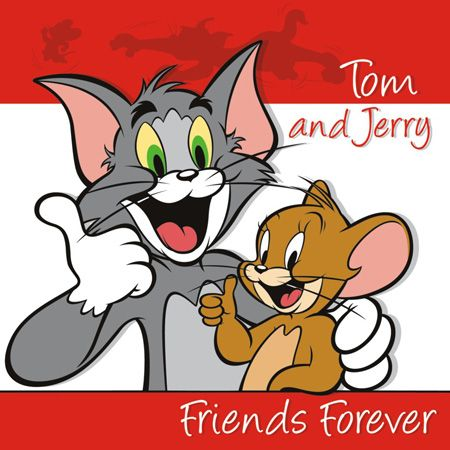 Tom And Jerry Friendship Day Funny Pictures Happy Friendship Day