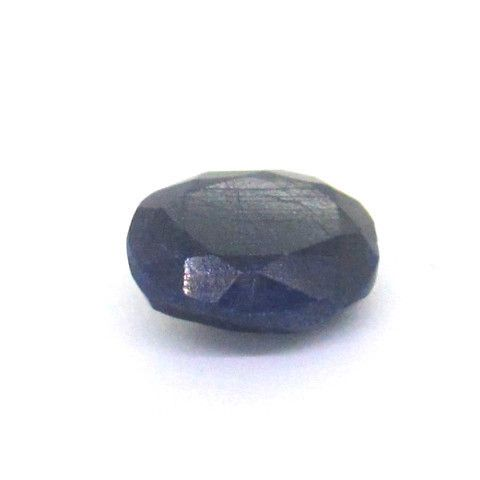 4.44 ct Natural Opaque Blue Sapphire