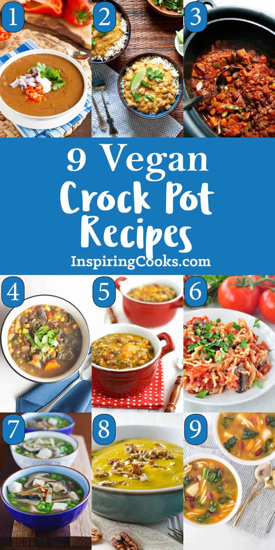 9 Of The Best Ever Vegan Crock Pot Recipes To Be Found